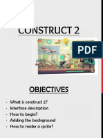 Intro of Construct 2 (GK) 2019
