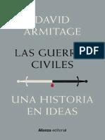 Armitage David - Las guerras civiles. Una historia en ideas.pdf