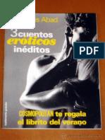3 cuentos eróticos inéditos - Mercedes Abad