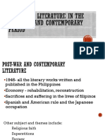 Postwar and Contemporary