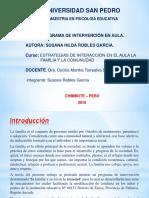 Diapositiva - Programa de Intervención en Aula