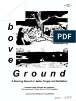 Water Supply and Sanitation Training Manual