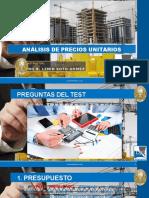 00.- Analisis de Precios Unitarios - Construccion