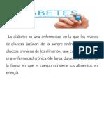 1. La Diabetes Impresiones