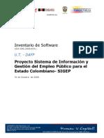GUI 006 20081031 Inventario de Software