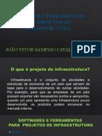 SOFTWARESEFERRAMEnTASPARAprojetos de infraestrutura