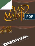 Masters Plan Plan Del Maestro 2007 08