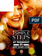 7 Simple Steps For Kissing Mr. Right At Midnight On New Year's Eve! - .pdf
