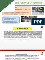 1- Clasificación y Forma de Un Almacén