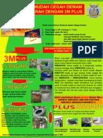 Poster DBD, Bidang PRL Tahun 2010