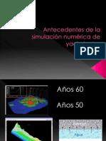 Antecedentes de La Simulación Numérica de Yacimientos