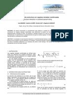 Interacciòn Suelo-estructura en Zapatas Combinadas.Medina, Acuña, Sau, Burgos UAS
