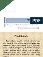 Slide Sporotrikosis