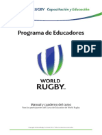 World Rugby Educator Manual ES (1)
