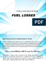 Fuels and Heat Power