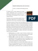 Composicion Mineralogica de Los Suelos