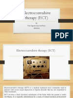 Electroconvulsive Therapy (ECT) PPT Ode