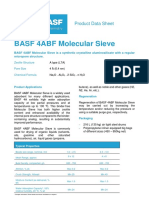 BF-9843 4ABF Molecular Sieve Product Data Sheet