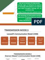 Communication, Media, Information, And Technology Literacy