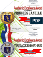 Final Classroom Based Certificate 2017-2018