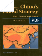 (Project Air Force Report,) Michael D. Swaine, Ashley J. Tellis - Interpreting China's Grand Strategy_ Past, Present, and Future.pdf