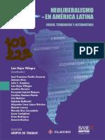 Neoliberalismo en America Latina (Villagra)