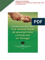 Uma Caracterização do Associativismo Confederado em Portugal