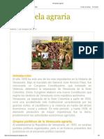 Venezuela Agraria