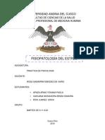 Fisiopatologia Del Estres