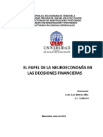 Final Neuroeconomía