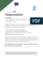 2 Parental Responsibility