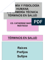 Clase 2 Terminología Medica