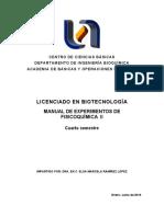 Manual Fq II, Biot, 4o, 2019