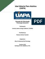 16PF Modelo de Interpretación