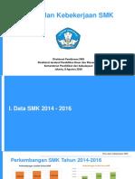 Peta Pengembangan SMK