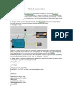 Circuito de Proteção Arduino