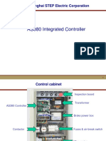 AS380 Integrated Controller