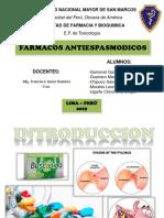 FARMACOS_ANTIESPASMODICOOS