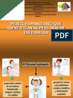 Perfil humanitario Enfermeria