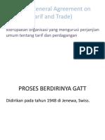 GATT ( General Agreement on Tarif and Trade.pptx