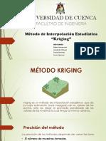 Metodo Kriging f