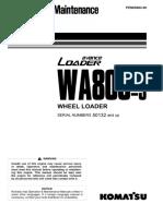 OMM WA800-3 PEN00683-00 ITP