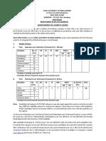 Detailed Advertisement ISP Recruitment OCTACT 2018-19-1
