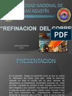 Refinacion Del Cobre