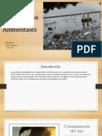 Red de Los Problemas Ambientales. Asiel Camargo 2-745-379