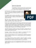 4 Biografía de Francisco de Quevedo.docx