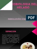 Microbiologia Del Helado