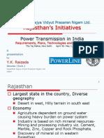 Rajasthan Initiatives