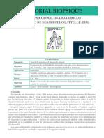 ATD5 Inventario de Desarrollo Battelle BDI