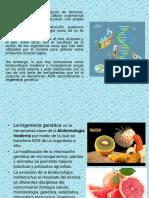 Biotecnología.